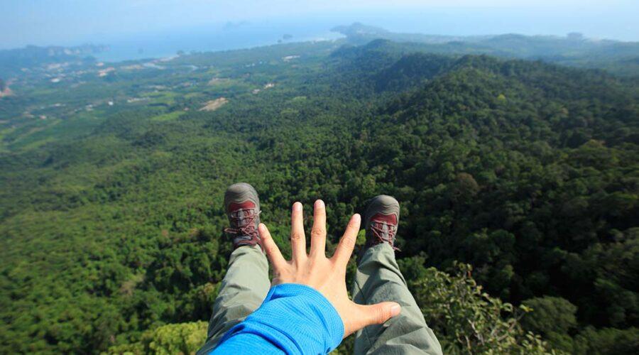 Yükseklik Korkusu Olan Yamaç Paraşütü Yapabilir Mi?